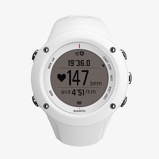 bce6fb081 Suunto Ambit2 R White - Integrated GPS watch