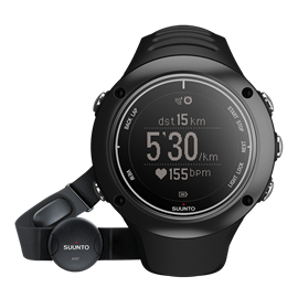 SUUNTO AMBIT2 S BLACK (HR) LIMITED EDITION