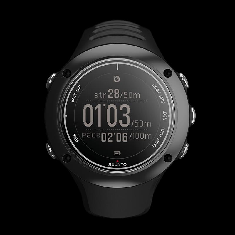 570beae02a31 Suunto Ambit2 S Black Limited Edition