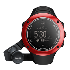 Suunto Ambit2 S Red (HR)