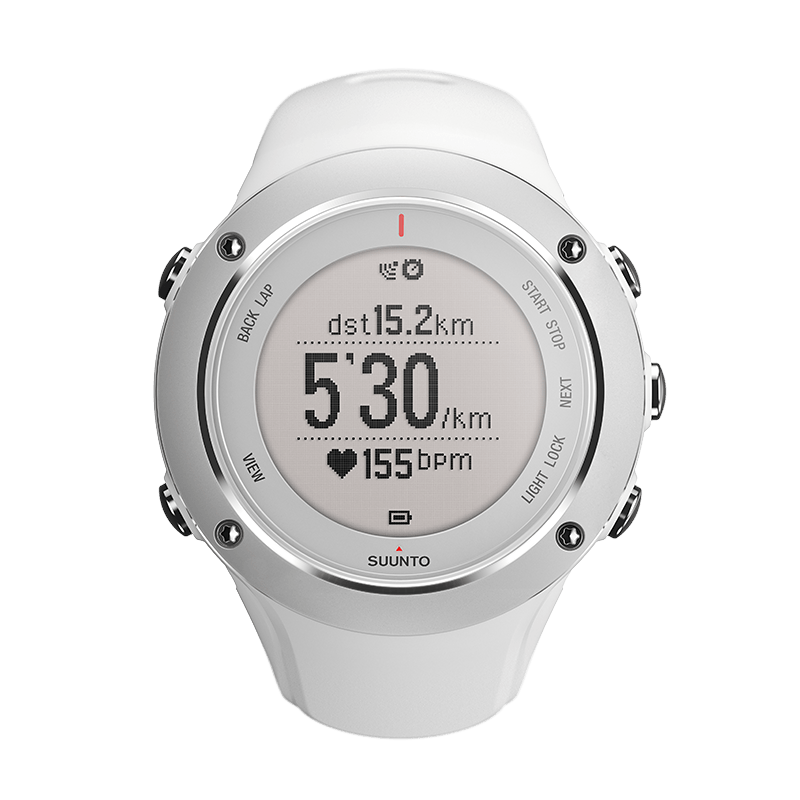 Suunto Ambit2 S White Integrated Gps Watch