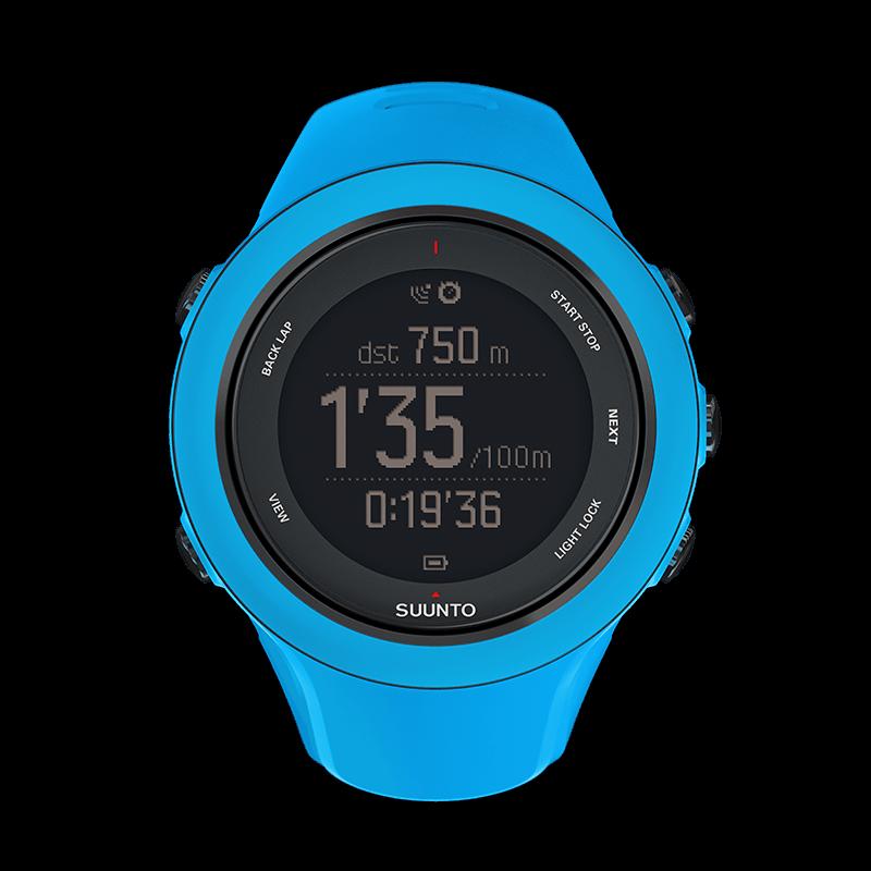 Suunto Ambit3 Sport Blue - GPS watch for multisport