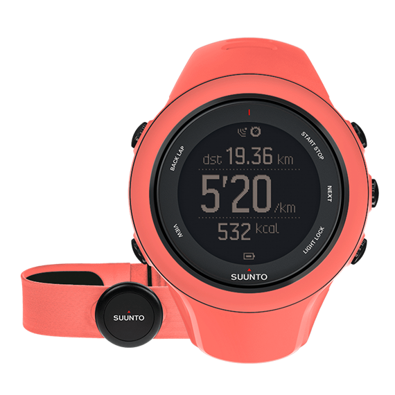 What Connected Watch Suunto Ambit3 Choose?