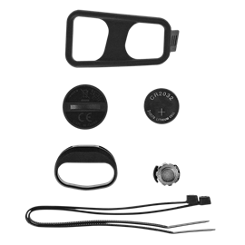 SUUNTO BIKE SENSOR SERVICE-KIT MIT BATTERIE
