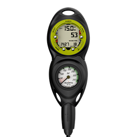 SUUNTO CB - TWO IN LINE 300/ZOOP NOVO LIME