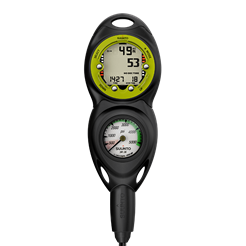 Suunto CB - Two in line 4000 / Zoop Novo Lime