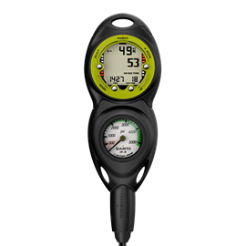 SUUNTO CB - TWO IN LINE 4000/ZOOP NOVO LIME
