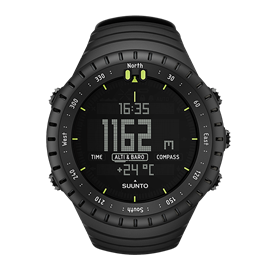 Suunto Core Noir total