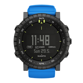 Suunto Core Bleu intense