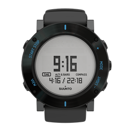 Suunto Core Graphite Intense