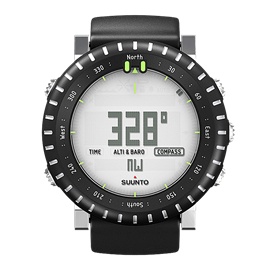 SUUNTO CORE LIGHT BLACK