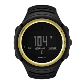 SUUNTO CORE SAHARA YELLOW