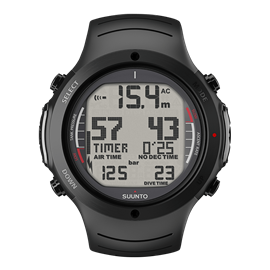 SUUNTO D6I ALL BLACK