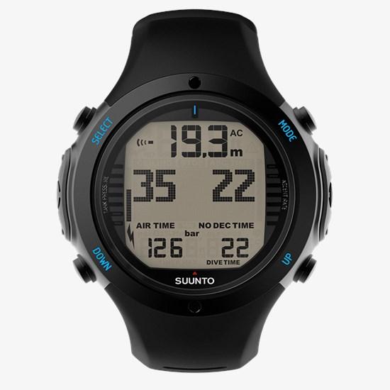 Suunto D6i Novo Black - Robust dive computer with 3D compass 31867e577a0