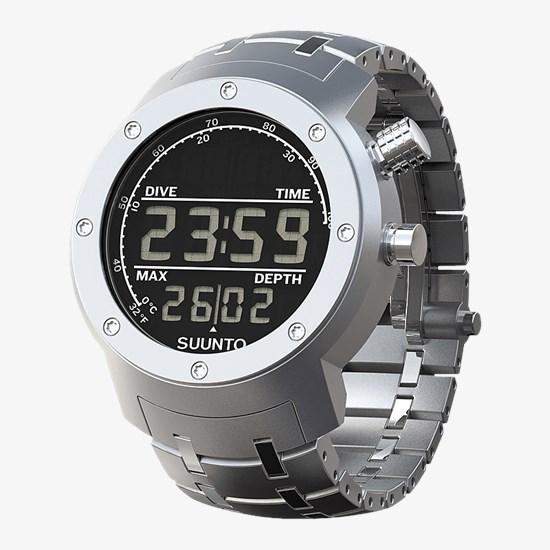 Topmoderne Suunto Elementum Aqua Steel - Sports watch for urban & dive CQ-01
