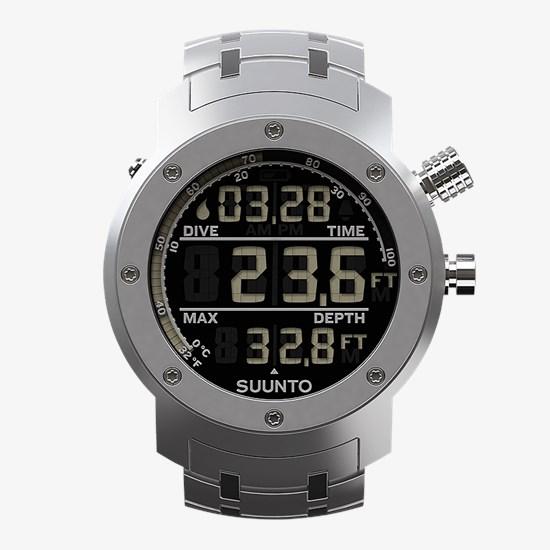 Kendte Suunto Elementum Aqua Steel - Sports watch for urban & dive ZH-75