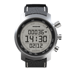 Suunto Elementum Terra Black Leather