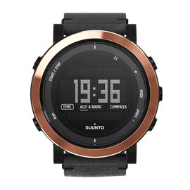 SUUNTO ESSENTIAL CERAMIC COPPER BLACK