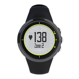 SUUNTO M2 BLACK/LIME