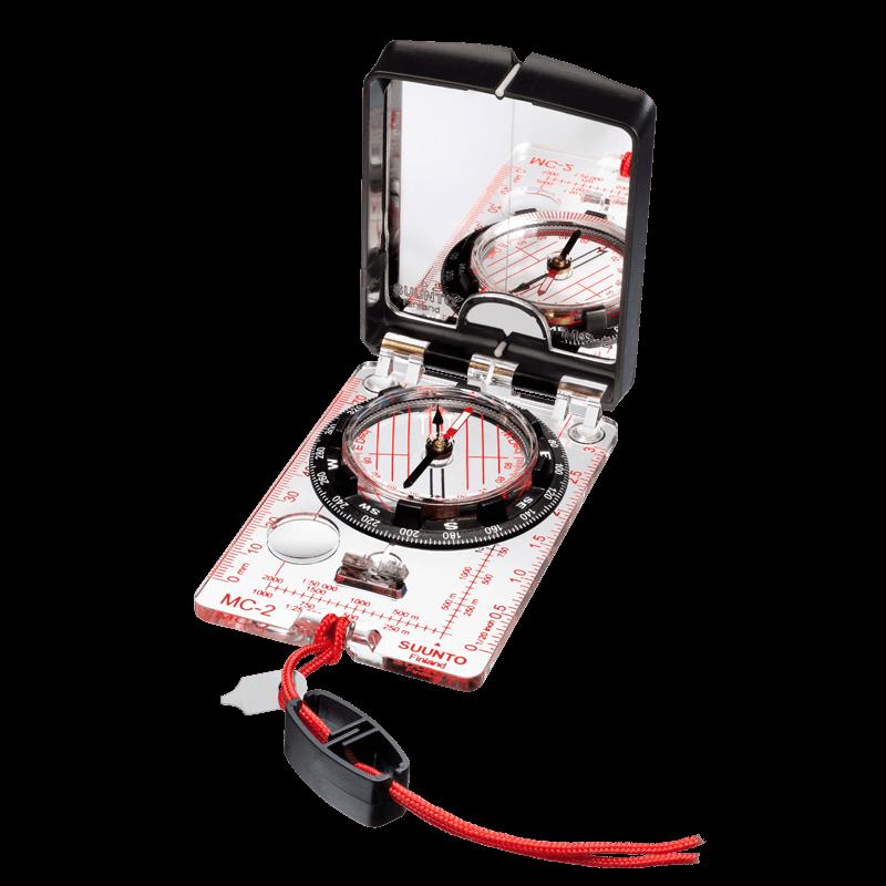 Black Suunto Mc-2//360//G//D//L Compass