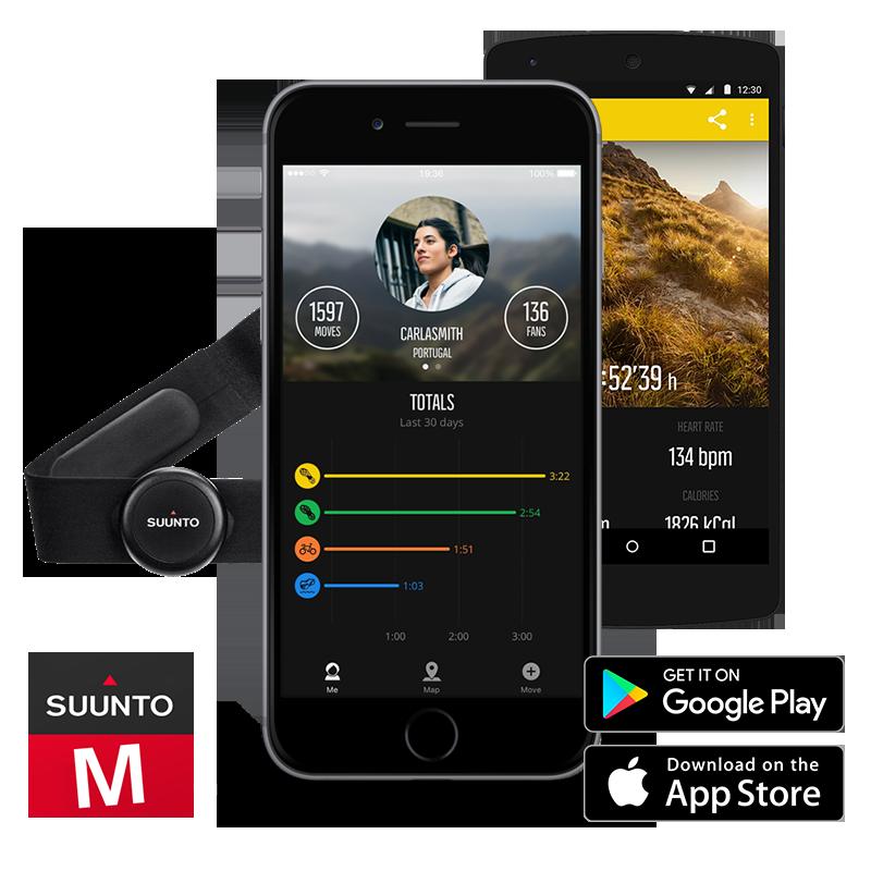 скачать приложение Suunto - фото 3