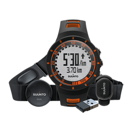 SUUNTO QUEST ORANGE RUNNING PACK