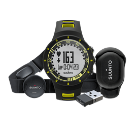 Suunto Quest Jaune Running Pack