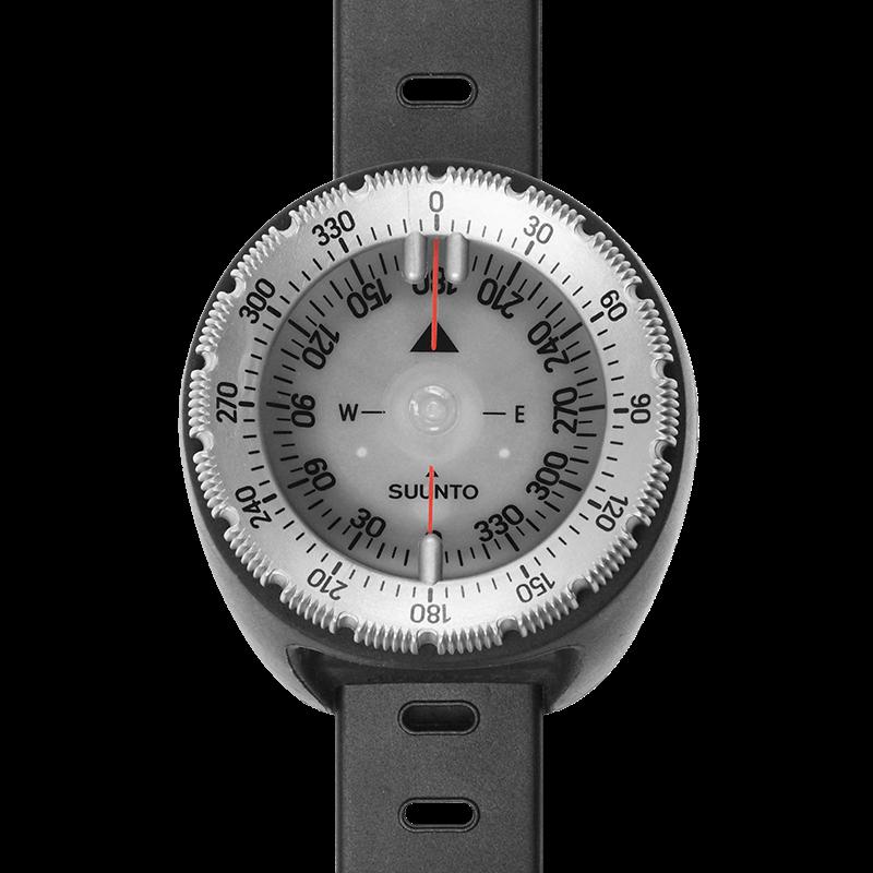Suunto sk 8 strap mount sh dive compass with strap - Suunto dive watch ...