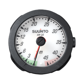 SUUNTO SM-16 WRIST DEPTH GAUGE 45