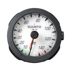 Suunto SM-16 Wrist Depth Gauge 150