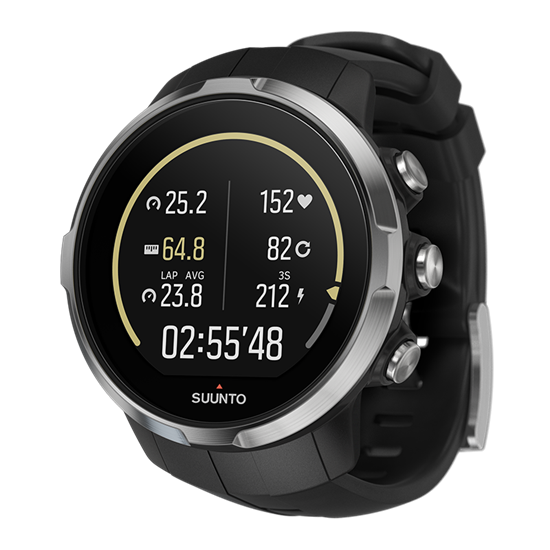 Ss022649000 suunto spartan sport black perspective view tr cycling basic d7 imp 01