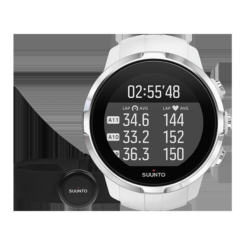 suunto spartan sport white hr multisport gps watchhome � sports watches � suunto spartan sport white (hr) product image
