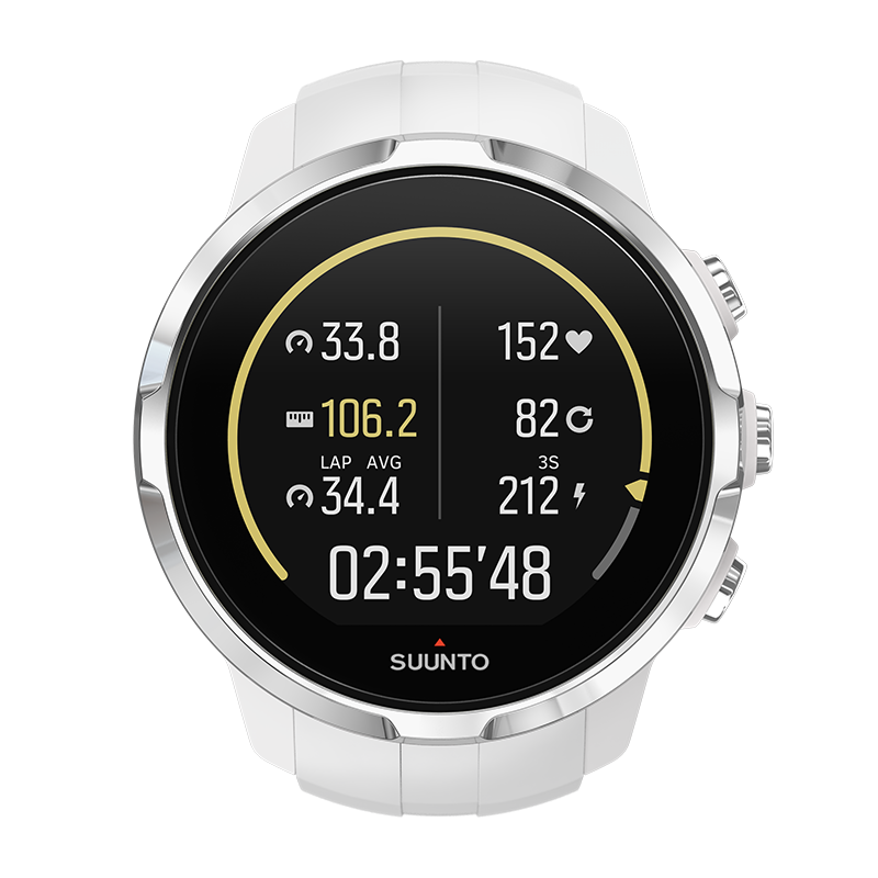 suunto spartan sport white multisport gps watchSuunto Spartan Sport Ss022651000 Watch Wit #3