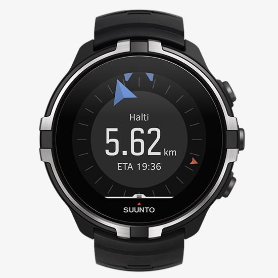 Suunto Spartan Sport Wrist HR Baro Stealth multisport GPS watch