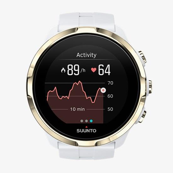 eeffabb10 Suunto Spartan Sport Wrist HR Gold multisport GPS watch
