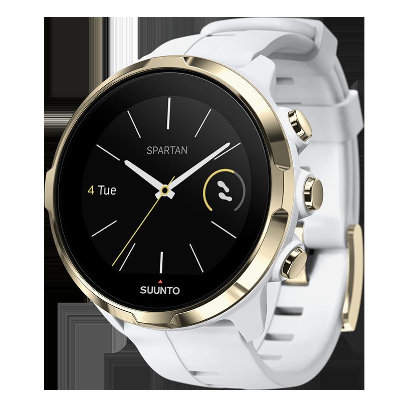 Suunto Spartan Sport Wrist HR Gold – Multisport-GPS-Uhr