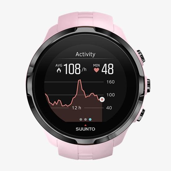 3cd6eee8d Suunto Spartan Sport Wrist HR Sakura - Multisport GPS watch