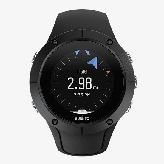 eeba687b895 Suunto Spartan Trainer Wrist HR Black - GPS training watch