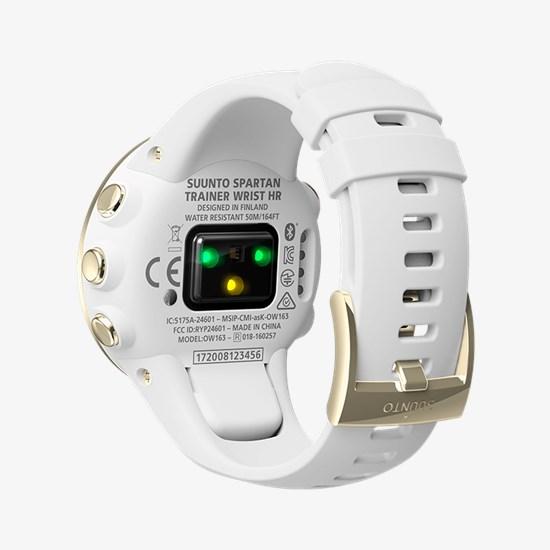 Suunto SS023426000 Zegarek Spartan Trainer Wrist HR Gold