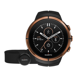 SUUNTO SPARTAN ULTRA COPPER 特别版 (HR)