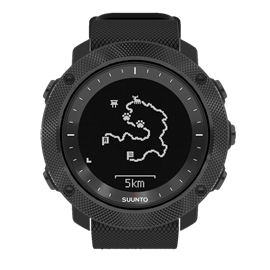SUUNTO TRAVERSE ALPHA ALL BLACK