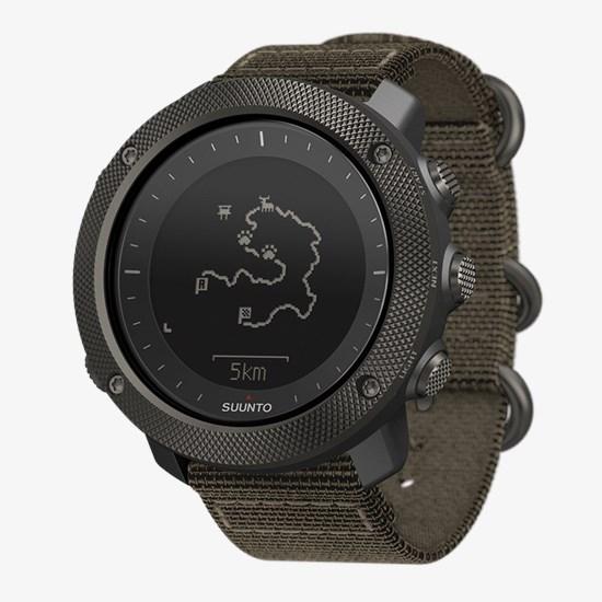 eacbac7a7 Suunto Traverse Alpha Foliage – the GPS/GLONASS outdoor watch