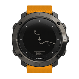 【SAVE 17%!】Suunto Traverse アンバー