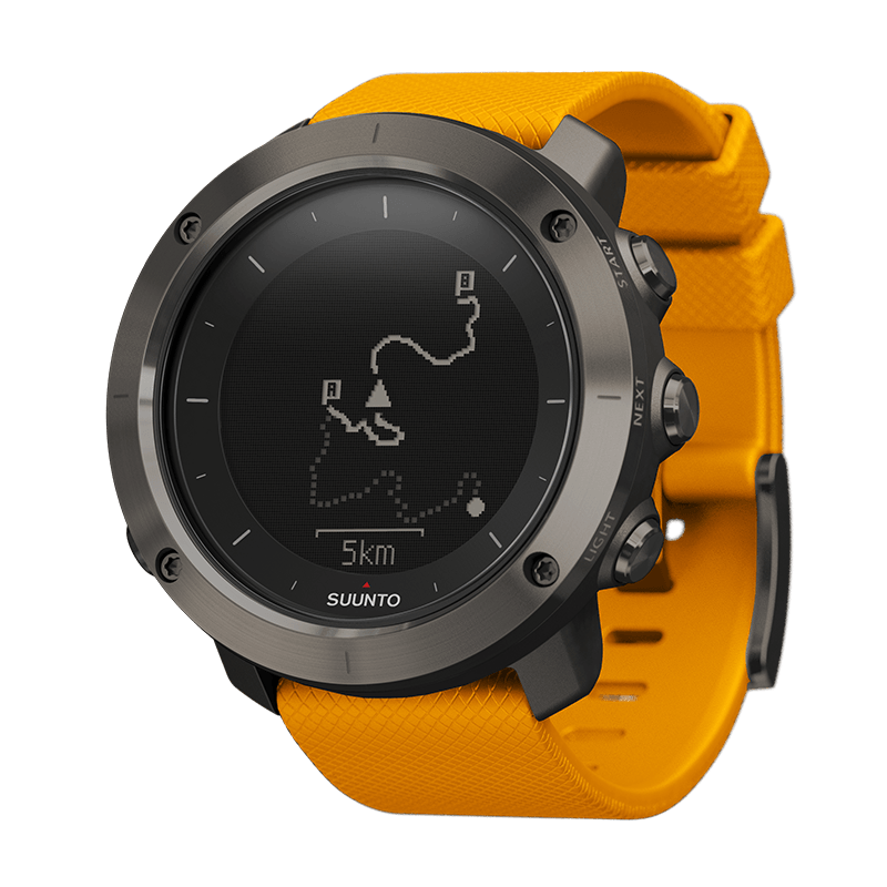 d4bafbab3 Suunto Traverse Collection – outdoor watches with GPS/GLONASS