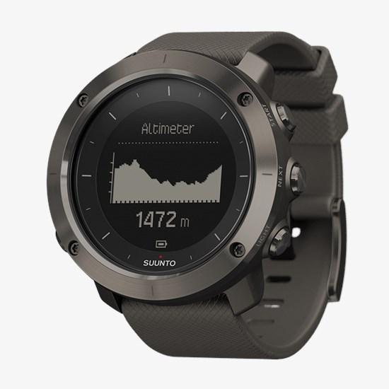 Suunto Traverse Graphite - GPS trekking watch