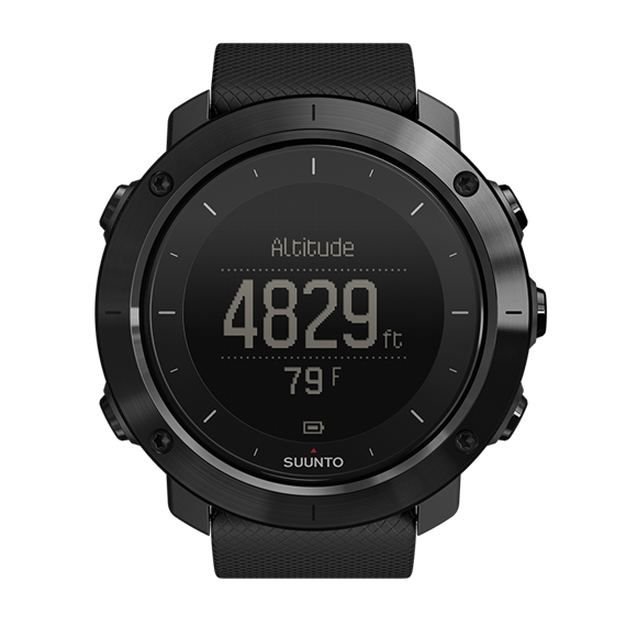 how to use the suunto traverse