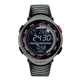 SUUNTO VECTOR CHARCOAL GRAY
