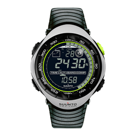【数量限定モデル】SUUNTO VECTOR GRAY LIME