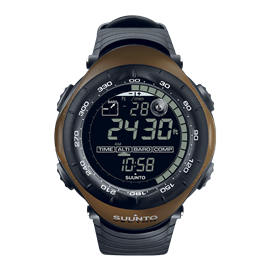 SUUNTO VECTOR MILITARY COYOTE BROWN
