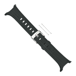 t-Series Strap Black Pattern